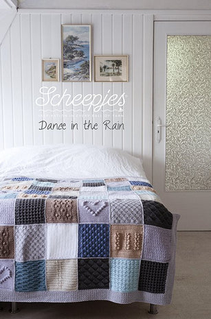 Paradise Fibers Kits Scheepjes CAL 2016 Last Dance on the Beach Kits  - 5