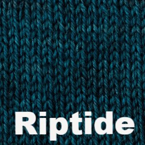 Sweet Georgia Tough Love Sock - Semi Solids-Yarn-Riptide-