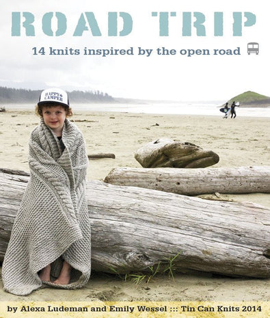 Road Trip Book - 14 Knits Inspired by the Open Road  - 1