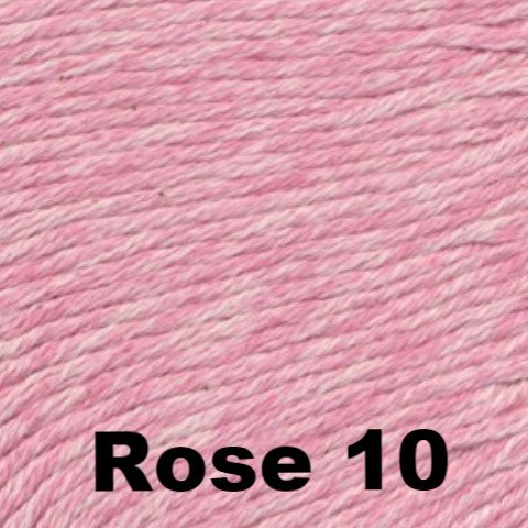 Debbie Bliss Cotton Denim DK Yarn Rose 10 - 11
