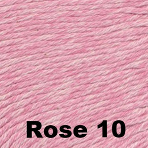 Debbie Bliss Cotton Denim DK Yarn-Yarn-Rose 10-