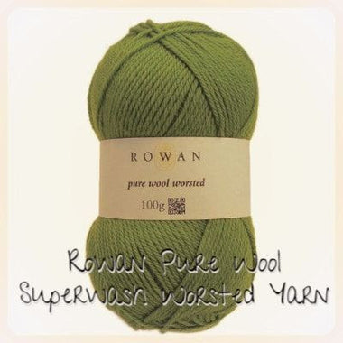 Rowan Pure Wool Superwash Worsted Yarn  - 1