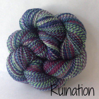 Spincycle Yarns - Dyed in the Wool Ruination - 17
