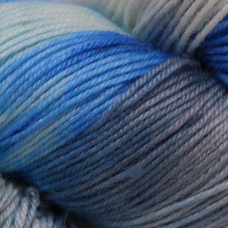 Paradise Fibers SweetGeorgia Bulletproof Sock Yarn - Tooth Fairy