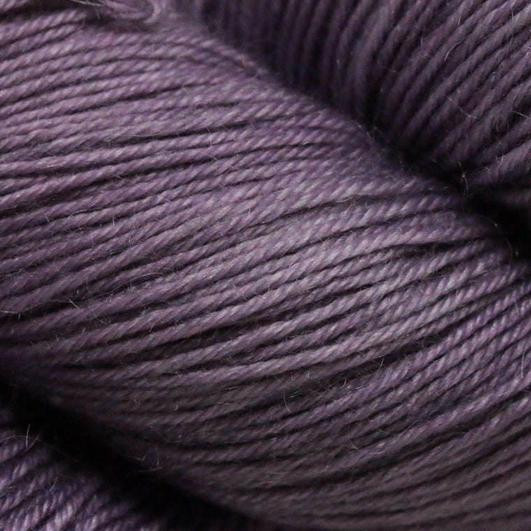 Paradise Fibers SweetGeorgia Bulletproof Sock Yarn - Lilac