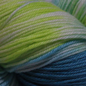 SweetGeorgia Bulletproof Sock Yarn - Mirror Pond-Yarn-
