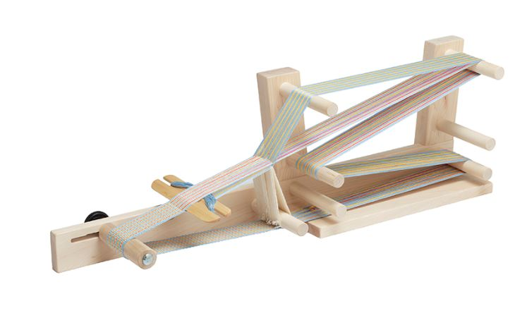 Schacht Inkle Loom with Belt Shuttle-Looms-Paradise Fibers