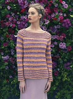 Louisa Harding Marigold Sweater Pattern