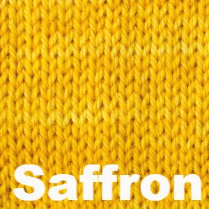 Sweet Georgia Tough Love Sock - Semi Solids-Yarn-Saffron-