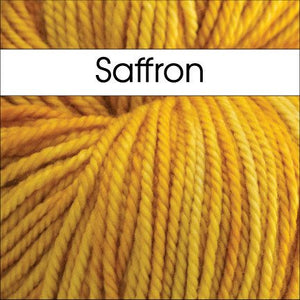Paradise Fibers Yarn Anzula Luxury Cloud Yarn Saffron - 26
