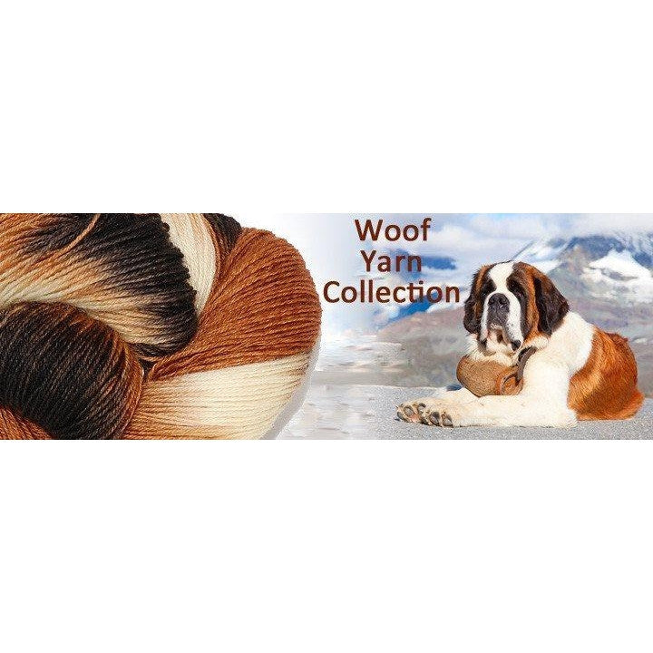 Ancient Arts DK Yarn - Woof Collection  - 1
