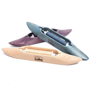 Schacht Limited Edition 50th Anniversary Dyed Boat Shuttles-Weaving Accessory-Paradise Fibers