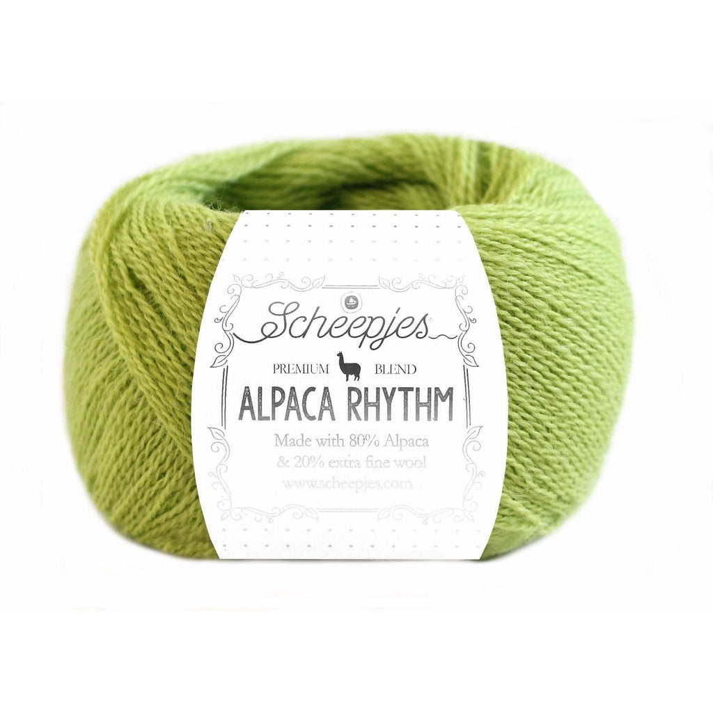 Scheepjes Alpaca Rhythm Smooth 652 - 3