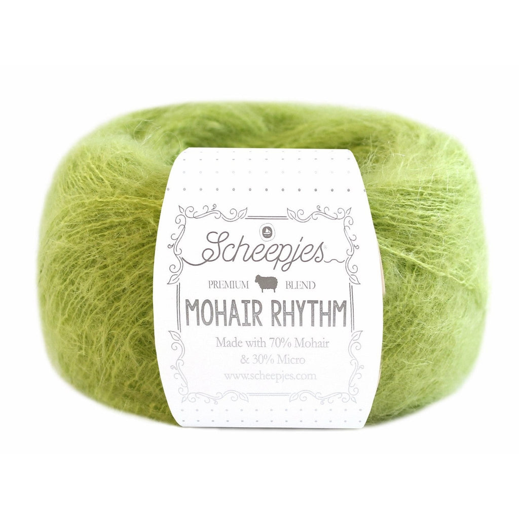 Scheepjes Mohair Rhythm Yarn Smooth 672 - 3