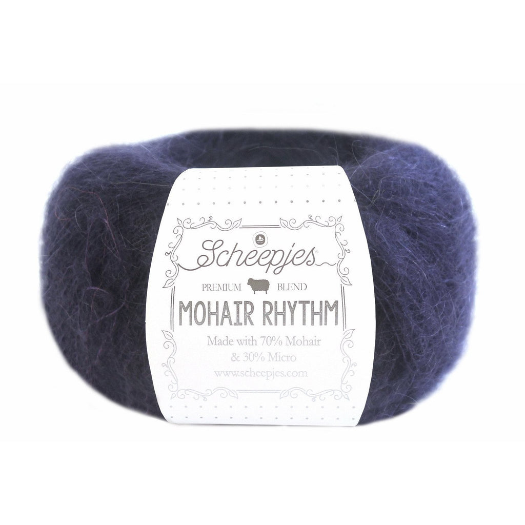 Scheepjes Mohair Rhythm Yarn Vogue 681 - 12