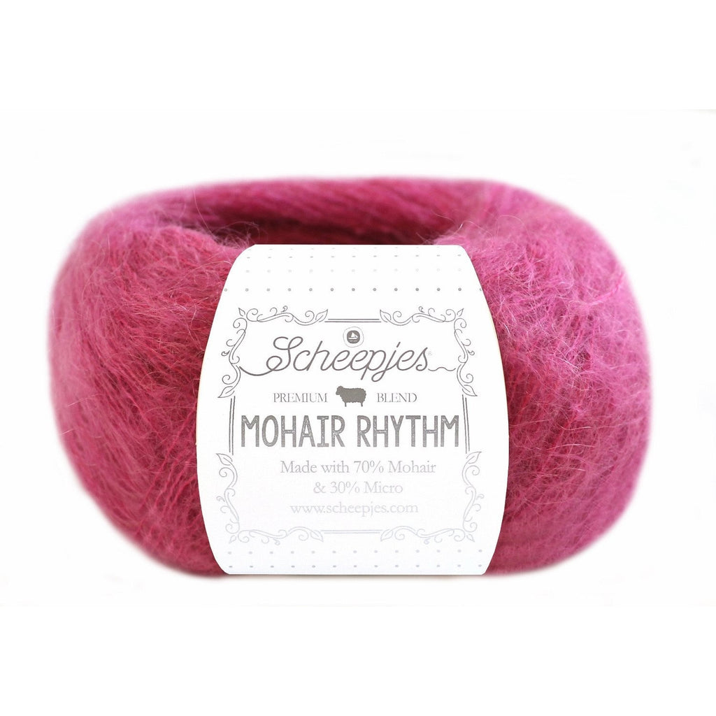 Scheepjes Mohair Rhythm Yarn Merengue 686 - 17