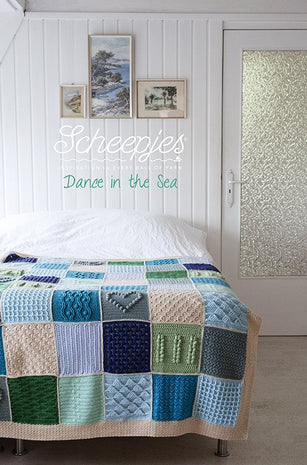 Paradise Fibers Kits Scheepjes CAL 2016 Last Dance on the Beach Kits  - 6