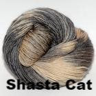 Paradise Fibers Yarn Ancient Arts DK Yarn - Meow Collection Shasta Cat - 18