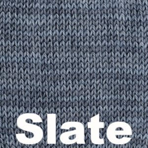 Paradise Fibers Yarn Sweet Georgia Tough Love Sock - Semi Solids Slate - 37