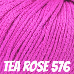 Rowan Softknit Cotton Yarn-Yarn-Tea Rose 576-