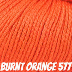 Rowan Softknit Cotton Yarn Burnt Orange 577 - 6