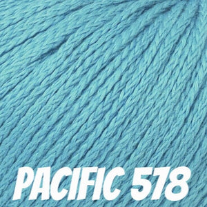 Rowan Softknit Cotton Yarn-Yarn-Pacific 578-