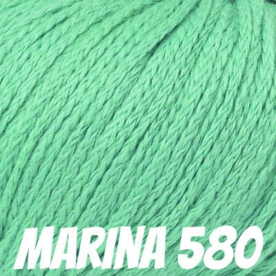Rowan Softknit Cotton Yarn Marina 580 - 9