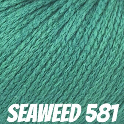 Rowan Softknit Cotton Yarn Seaweed 581 - 10