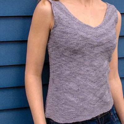 Paradise Fibers Kits Juniper Moon Sommer Sleeveless Top Kit  - 3