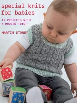 Special Knits for Babies Pattern Book  - 1