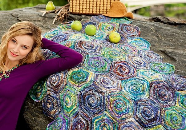 Malabrigo Pattern Book 8 - in Central Park  - 4