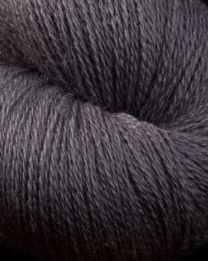 Jagger Spun Zephyr Wool-Silk Natural Yarn - Lace Weight 2/18-Yarn-100g Skein-Steel-