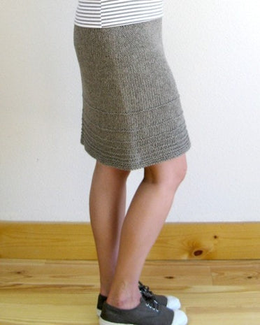 Steffi Skirt Pattern by Cocoknits  - 2