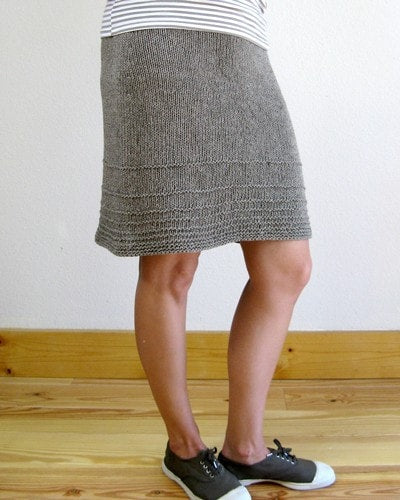 Steffi Skirt Pattern by Cocoknits  - 3