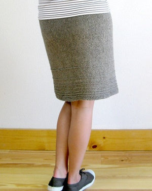 Steffi Skirt Pattern by Cocoknits-Patterns-