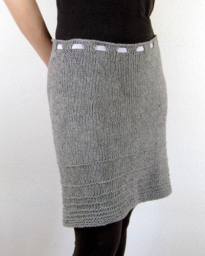 Steffi Skirt Pattern by Cocoknits  - 5