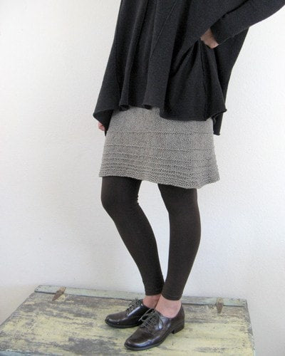 Steffi Skirt Pattern by Cocoknits  - 7