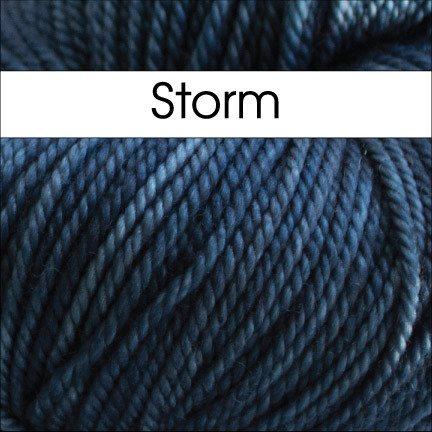 Paradise Fibers Yarn Anzula Luxury Cloud Yarn Storm - 31