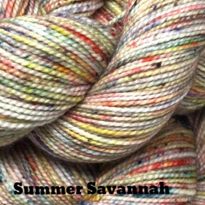 The Yarns of Rhichard Devrieze - Peppino Summer Savannah - 32