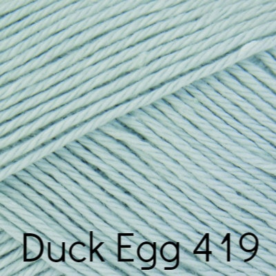 Rowan Summerlite 4 ply Yarn Duck Egg 419 - 3