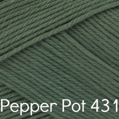 Rowan Summerlite 4 ply Yarn Pepper Pot 431 - 11