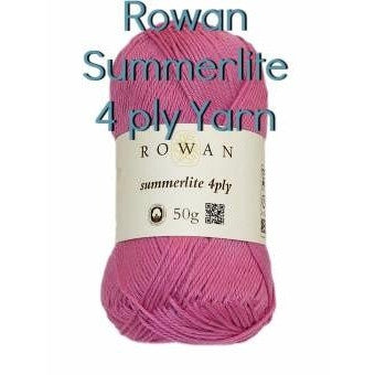Rowan Summerlite 4 ply Yarn  - 13