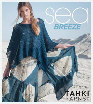 Tahki Stacy Charles Sea Breeze Pattern Book-Patterns-