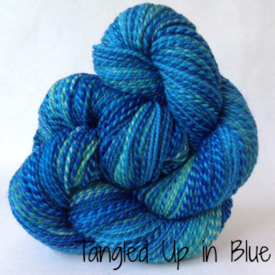 Spincycle Yarns - Dyed in the Wool Tangled Up in Blue - 22