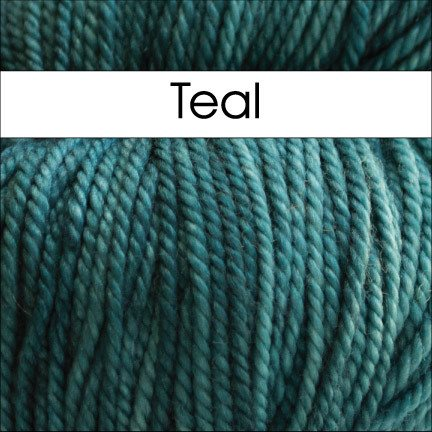 Paradise Fibers Yarn Anzula Luxury Cloud Yarn Teal - 25