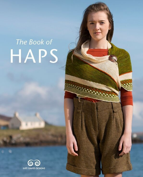 The Book of Haps by Kate Davies  - 1