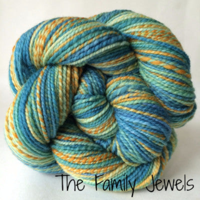Spincycle Yarns - Dyed in the Wool The Family Jewels - 24