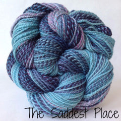 Spincycle Yarns - Dyed in the Wool The Saddest Place - 25