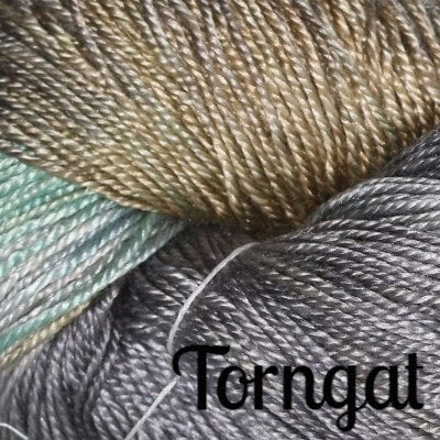 Hand Maiden Fine Yarns - Sea Silk Torngat - 7