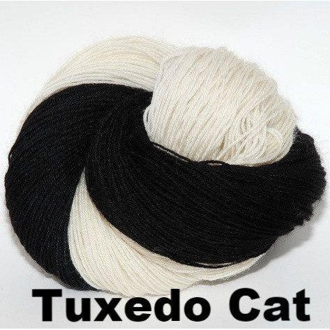 Ancient Arts DK Yarn - Meow Collection Tuxedo Cat - 21